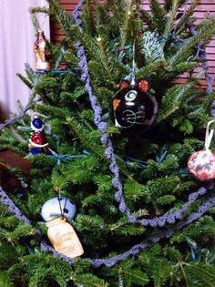 DIY Christmas Tree Garland - Ummm Now What