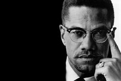 Malcolm X is known as one of the most celebrated and memorable black leaders during the time of the Civil Rights Movement. For his entire life, Malcolm X. American History X, Black History Quotes, Black History Facts, Black History Month, Angela Davis, Civil Rights Leaders, Civil Rights Movement, Afro, Malcolm X Quotes