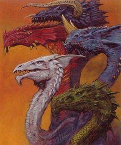 Tiamat, Queen of Dragons
