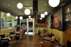 decoracion restaurantes pequeños - Buscar con Google