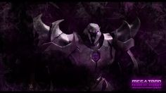 MEGATRON - BLOOD OF UNICRON [TFP] by SathiroN on DeviantArt