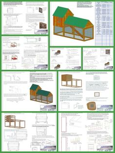 Chicken Coop - - Chicken Coop Plan- How To Select The Best Chicken Coop Plan.I need to modify this for my bun Building a chicken coop does not have to be tricky nor does it have to set you back a ton of scratch.