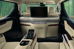极致奢华!新 Toyota Alphard/Vellfire Royal Lounge 登场