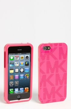MICHAEL Michael Kors iPhone 5 Case available at #Nordstrom