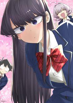 Komi san by Mitsugu - Komi_san Pretty Anime Girl, Anime Art Girl, Manga Anime, Animé Fan Art, Waifu Material, Another Anime, Ecchi, Best Waifu, Anime Sketch
