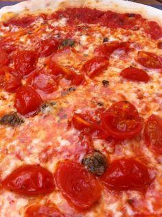Italian Pizza. Italian food.
