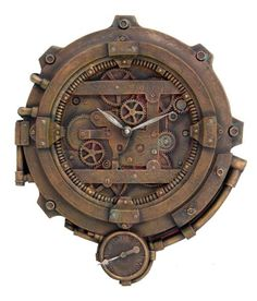 All the gears and valves make any steampunk clock an intriguing piece. Here are some beautiful steampunk clocks for you to consider. Whether you want desk clocks or wall clocks, you'll find them all here. These are the best deals on steampunk clocks that you're going to find and there are tons to choose from. Continue reading →