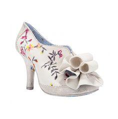 Hook Like & Sinker Unique Wedding Shoes Irregular Choice