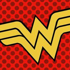 Wonder Woman Dc Comic Art Wall Art Print Poster by geeksleeksheek