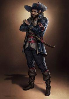 Captain Rochino