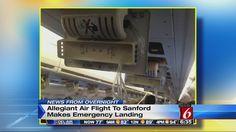 Allegiant Air flight to Sanford loses cabin pressure | News  - Home
