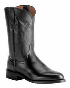 Lucchese Classics Men's M1010 Western Boot,Black Lonestar Calf,8.5 EE US - http://authenticboots.com/lucchese-classics-mens-m1010-western-bootblack-lonestar-calf8-5-ee-us/