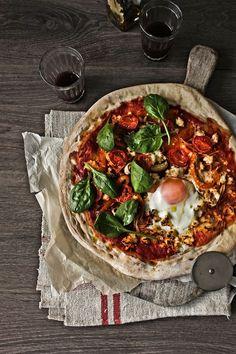 Pratos e Travessas: Pizza!!   Food, photography and stories