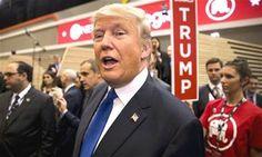 Trump defende combate ao Estado Islâmico por bloqueio ao petróleo