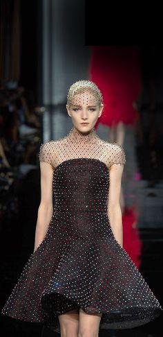 Giorgio Armani Privé ● Haute Couture FW 2014-15