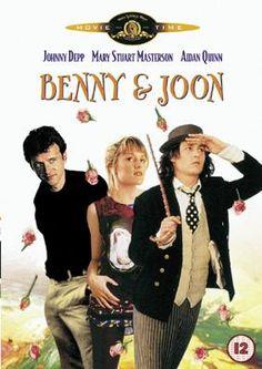 Benny and Joon - Johnny Depp, Mary Stuart Masterson, Aidan Quinn, Julianne Moore - 1993 Streaming Movies, Hd Movies, Movies Online, Movies And Tv Shows, Hd Streaming, Watch Movies, Cult Movies, Movies 2019, Mary Stuart Masterson