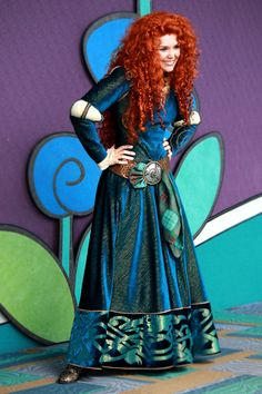 """Brave"" cosplay already? Sweet! I think I may have my halloween costume idea..."