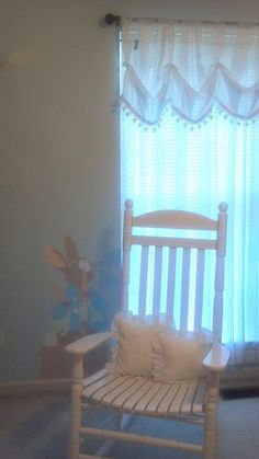Project Nursery - Peter Rabbit Nursery