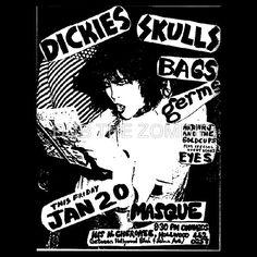 Punk Rock Flyer 14