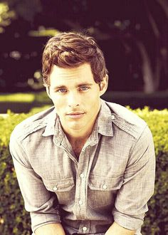 James Marsden I don't think it can get any better ! Wow                                                        U