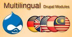 Top 5 Multilingual Modules for Drupal 7.