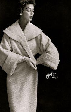 Jean Patchett 1950's