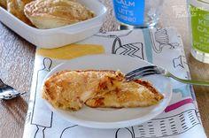 Rustici leccesi con pomodoro e mozzarella