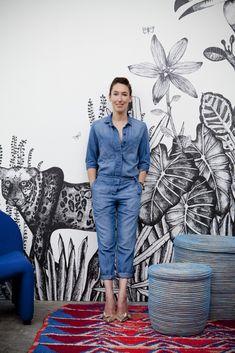L'intérieur parisien de Cécile Figuette, créatrice de Bien Fait - FrenchyFancy