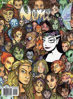 Nemi comic book nr 27