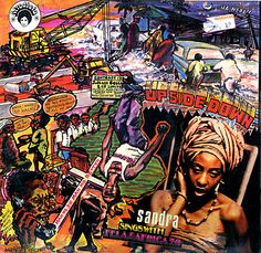 Lemi Ghariokwu - Artist behind Fela Kuti Album Covers Lp Vinyl, Vinyl Records, Vinyl Music, Roy Ayers, Fela Kuti, Factory Records, Underground Music, Music Albums, X Men