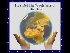 He's Got the Whole World in His Hands - Pat Boone