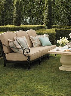 The Grand Garden Furniture.