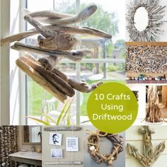 10 DIY Driftwood Projects For Your Decor