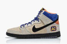 "Acapulco Gold x Nike SB Dunk High ""Mowabb"""