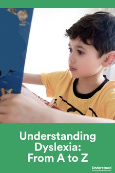 Learn all about dyslexia, from its symptoms, possible causes, what you can do to help and so much more.