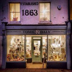 Another shop in Whitsable,Kent.U.K.