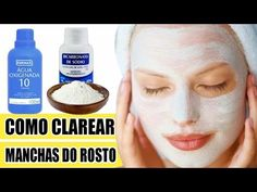 11 truques incríveis com água oxigenada que poucos conhecem ➜  você vai se surpreender! - YouTube Beauty Care, Diy Beauty, Beauty Makeup, Beauty Hacks, Anti Tabaco, Tips Belleza, Spa Day, Healthy Skin, Mascara