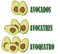 Avocado Jokes Avocado Puns, Cute Avocado, Cute Jokes, Good Jokes, Funny Food Memes, Funny Texts, Christmas Puns, Kawaii Fruit, Avocado