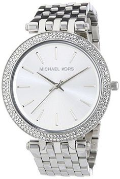 abe2bcb906fe Michael Kors Watches   Michael Kors MK3190 Ladies All Silver Watch Be sure  to check out