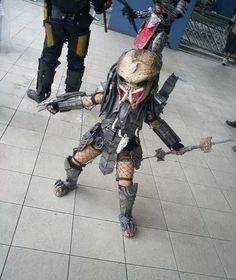 Awesome Kid's Cosplay From Comic Con 2013 - Neatorama