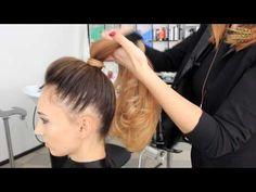 Ютуб прически на тонкие волосы