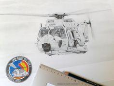 NH-90. Vendido/ SOLD.