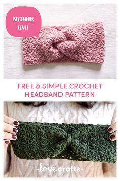 Crochet Headbands, Crochet Gifts, Cute Crochet, Easy Crochet, Crochet Hooks, Crochet Baby, Knit Gifts, Crochet Cowl Free Pattern, Crotchet Patterns