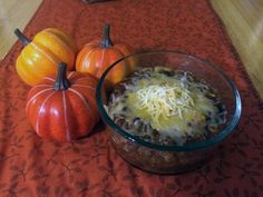 Warm up this fall with a bowl of veggie quinoa chili