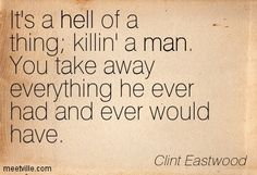 clint eastwood quotes | Best Quotes, Famous Quotes, Amazing Quotations, Authors of Quotes ...
