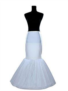 Sisjuly Women's Underskirt Wedding Petticoat Slips for Bridal -- Visit the image link more details.
