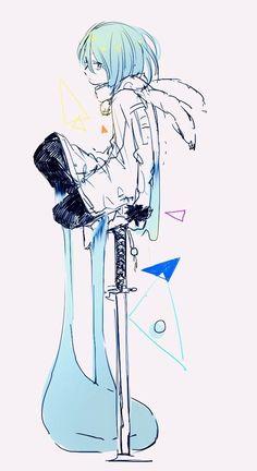 Tensei Shittara Slime Datta Ken Tensei Shittara Slime Datta Ken dead in bermuda strange blue woman - Woman Shorts and Bermudas Kawaii Anime, Ken Anime, Manga Anime, Anime Art, Character Concept, Character Art, Slime Wallpaper, Blue Hair Anime Boy, Lolis Neko