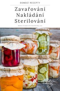Home Canning, Fresh Rolls, Vegetables, Ethnic Recipes, Vegetable Recipes, Veggie Food, Canning, Veggies