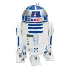 Non sai proprio cosa prendere all'amico nerd? Ti lanciamo noi l'idea: la sveglia a forma di R2-D2, che proietta l'ora quando suona! Per veri amanti di Star Wars! SEGUICI ANCHE SU TELEGRAM: telegram.me/cosedauomo
