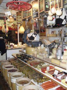 Di Bruno Bros, Italian Market, Philadelphia, PA http://www.dibruno.com/locations/italian-market